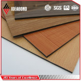 Панель Ideabond деревянная алюминиевая составная (AE-303)
