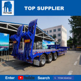 A Titan Tri-Axle Caminhão Baixa semi reboque do atrelado