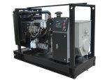 50Hz Generator van het Begin 100kVA Perkins Lovol van de Waterkoeling de Elektrische