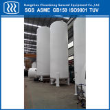 De industriële Tank van de Opslag van de Vloeibare Stikstof of van de Zuurstof van de Tank van het Vervoer van het Gas
