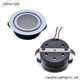 Vertiefte Küche schellte Küche-Licht der Hauben-12V 1.6W der Lampen-LED