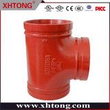 Accesorios de tubería de hierro dúctil para Sistema de Agua Potable