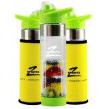 Zitrone-Wasser-Flasche des Plastik-600-750ml oder Glas-