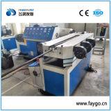 PVC/PE/PP tubo ondulado Single-Wall Línea de producción