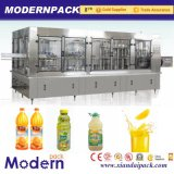 4 em 1 máquina de enchimento de celulose e engarrafamento