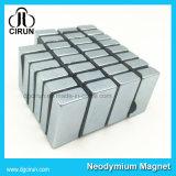 Сильное изготовление Китая магнита редкой земли штанги блока N35-N52