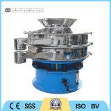 Alta eficiencia de 800mm de acero inoxidable de vibración de la máquina de cribado de Chocolate Industrial