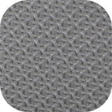 100% poliéster tejido de malla tejido de punto tricot liso