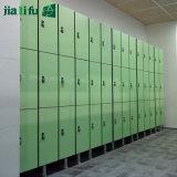 Compact Gelamineerd Comité Twee van Jialifu de Kast van de Kleren van de Deur