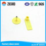 Gleichlauf der wasserdichten RFID Ohr-Marke der Ziege-