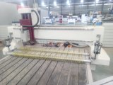 4 ranurador del CNC del eje 3D1325 para la madera, carpintería, haciendo publicidad