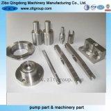 En acier inoxydable ou acier allié personnalisés et d'usinage CNC Tournage CNC les pièces