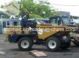 De Kipwagen van de Plaats van de Kipwagen van Ghana Accra 3ton