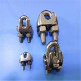工場製造者のステンレス鋼DIN741ワイヤークランプ索具のハードウェア