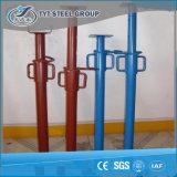 テンシンTytのグループの製造者からのスペインの足場ジャックの調節可能で熱い浸された電流を通された鋼鉄支柱