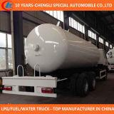camion remplissant Bobtail du camion 6X4 LPG de 25cbm LPG à vendre