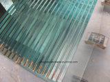 飾り戸棚のための緩和されたガラスのパネル