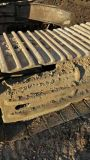 Excavatrice utilisée par chenille hydraulique Doosan Dh420LC-7