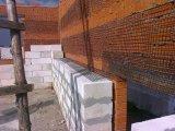 Maglia della fibra del basalto per il rinforzo