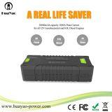1000A пиковой портативный вспомогательного аккумулятора Power Pack с карманным фонариком