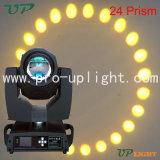 Lumière principale mobile de faisceau de l'éclairage R5 200W d'étape