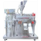 Saco Premade Alimentação Automática Horizontal máquina de embalagem do leite em pó desnatado/máquina de embalagem de farinha de aveia