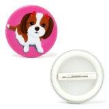 Distintivo personalizzato dello stagno del tasto per i regali di promozione