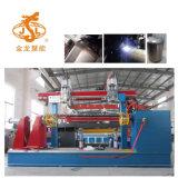 CO2 рулона выровнена сварочного оборудования для нагрева воды, углеродистая сталь внутренний бак прямой шов сварки