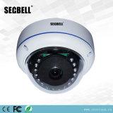 H. 265 4MP agua IR A Prueba de vandalismo domo CCTV Seguridad IP Cámara con lente zoom de 4X