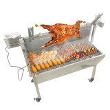 Forno commerciale elettrico di torrefazione della stufa del barbecue delle pecore del pollo