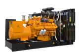 Googol газовым двигателем 1MW биогаза генератор для продажи