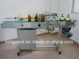 Kleine Flaschen-Etikettiermaschine/Flaschen-Etikettierer-Maschine