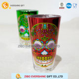 Customeのロゴのパイントガラスが付いている印刷されたガラス