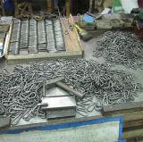 Gancho de zinc plateado con Snap Ojal