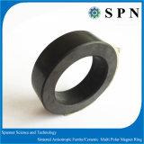 Od54 Ringen van de Magneet van het Ferriet de Permanente Gesinterde Veelpolige voor de Motoren van de Ventilator
