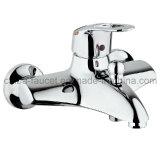 Faucet de banho e duche de bronze simples simples (CB-33903)