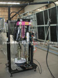Isolierende GlasBicomponent Silikon-Extruder-Maschine/Silikon-dichtungsmasse-ausgebreitete Maschine