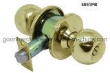 De Cilindrische Knop Lockset van het Slot van de deur - 5851