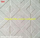 Painel de parede de painel acústico painel do teto do painel de detective da placa de fibra de poliéster 1220*2420*9mm