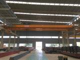 電気起重機が付いている広く利用されたQdの二重ガードの天井クレーン