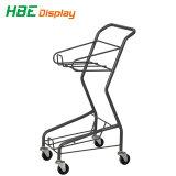 Double panier Chariot de supermarché