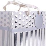Bolsas de papel para las compras, bolso del regalo, bolsa de papel de Kraft, bolsa del regalo de papel