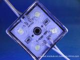 4 módulo do diodo emissor de luz das microplaquetas 0.96W SMD para a letra de canaleta