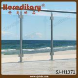 Trilhos de vidro do balcão marinho padrão australiano da classe do aço inoxidável