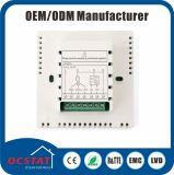 중앙 에어 컨디셔너 관제사 Non-Programmable 보온장치 힘 230V AC (OCTK601AC)
