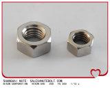Acier inoxydable 304 316 noix Hex DIN934