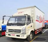 5개 T LED 승진 차량 25 M2 움직일 수 있는 단계 실행 트럭