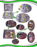 Optische Ontvanger van de Ontvanger CATV van de Vezel FTTH de Optische (SR814BR)