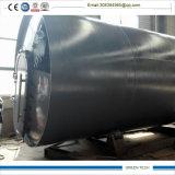 Plastiköl der pyrolyse-10ton, das Maschine 2800*6000*160mm herstellt