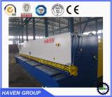 QC11Y Machine van de Guillotine van de reeks de Hydraulische Scherende